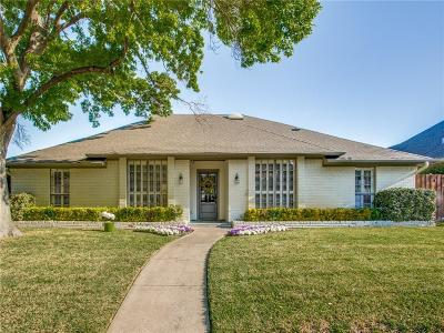 Single Family Home Active Option Contract: 9447 Hilldale Drive