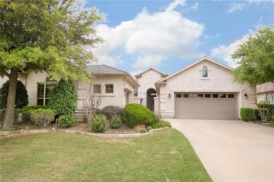 Denton Single Family Home Active Option Contract: 11704 Clemson Drive