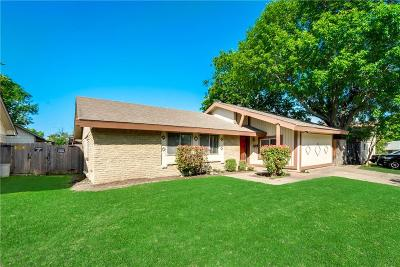 Garland Single Family Home For Sale: 4805 Wildbriar Drive