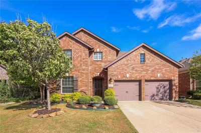 Sachse Single Family Home For Sale: 4210 Lee Hutson Drive