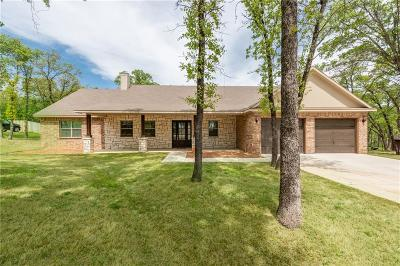 Weatherford Single Family Home For Sale: 115 Deep Wood Lane
