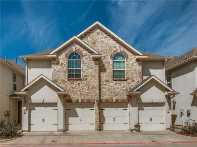 Grapevine Townhouse For Sale: 2623 Eagle Drive
