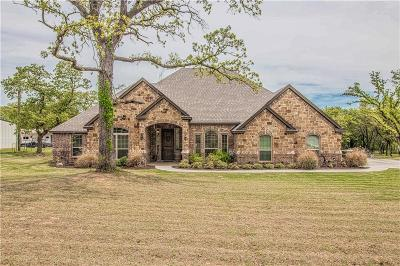 Springtown Single Family Home For Sale: 8500 Old Springtown Road