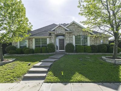 Rockwall Single Family Home For Sale: 2110 Danbury Drive