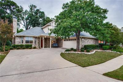 Coppell Single Family Home For Sale: 604 Deforest Road