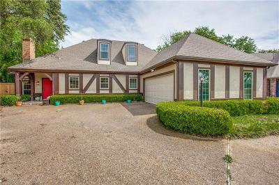 Dallas Single Family Home For Sale: 2856 Lawtherwood Place