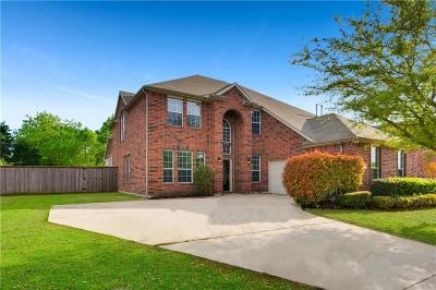 Rowlett Single Family Home Active Option Contract: 6706 Creek Bend