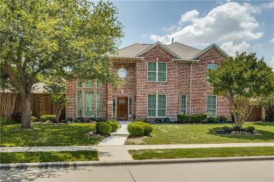 Collin County Single Family Home For Sale: 12009 Wildwood Lane