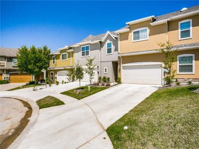 Irving Townhouse For Sale: 4155 Nia Drive