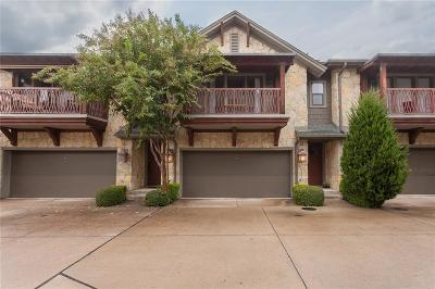 Park Cities Twnhms Amd Townhouse For Sale: 5109 Dillard Lane