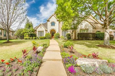 Flower Mound Single Family Home For Sale: 2205 Mockingbird Lane