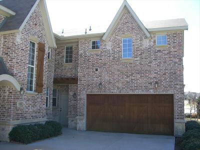 Coppell Residential Lease For Lease: 1102 Bethel School Court