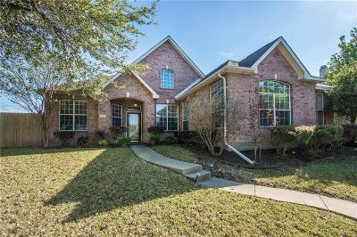 Rowlett Single Family Home For Sale: 5110 Gulfport Drive