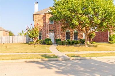 Mesquite Single Family Home For Sale: 506 Binkley Court