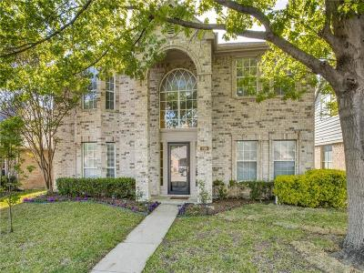 Allen Single Family Home For Sale: 736 Fawn Valley Drive