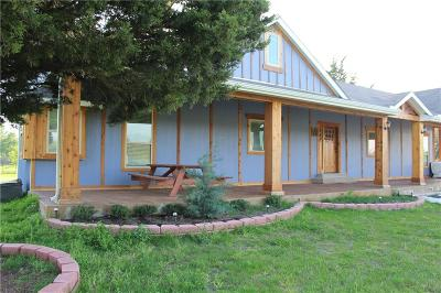 Quinlan Single Family Home For Sale: 453 Private Road 2308
