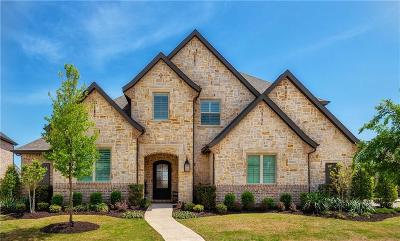 Southlake TX Single Family Home For Sale: $1,386,000