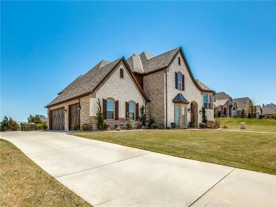 Aledo Single Family Home Active Option Contract: 149 Creek Wood Drive