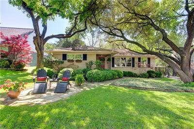 Single Family Home Active Option Contract: 8924 Aldwick Circle
