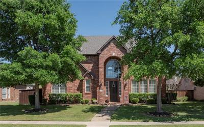Coppell Single Family Home For Sale: 424 Beacon Hill Drive