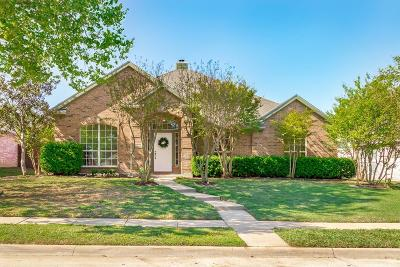 Frisco Single Family Home For Sale: 11906 Amber Valley Drive