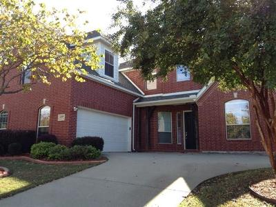 Flower Mound Residential Lease For Lease: 4109 Marbella Drive