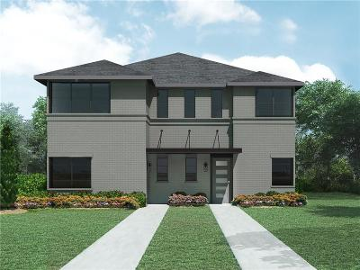 Fort Worth Single Family Home For Sale: 5118 Slate Street