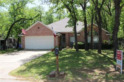 Azle Single Family Home For Sale: 1116 Carpenter Street