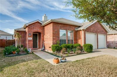 Wylie Single Family Home Active Option Contract: 309 Highland Ridge Drive
