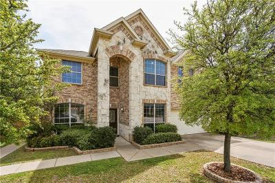Fort Worth Single Family Home For Sale: 9828 Crawford Farms Drive