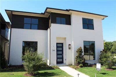 Fort Worth Single Family Home For Sale: 318 Nursery Lane