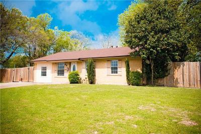 Garland Single Family Home For Sale: 309 Davidson Circle