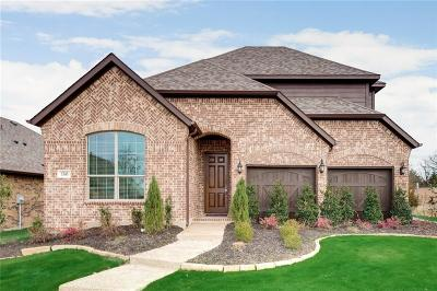 Rockwall Single Family Home For Sale: 1545 Derby Drive