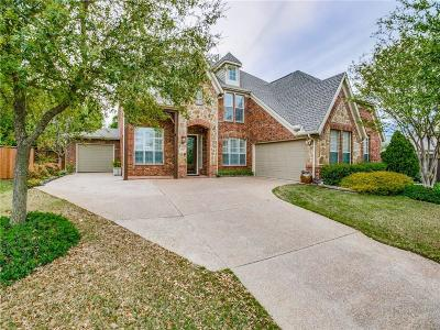 Single Family Home For Sale: 6807 Shady View Court