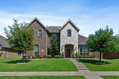 Rockwall Single Family Home For Sale: 1356 White Water Lane