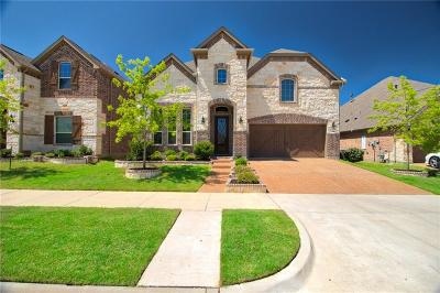 Euless Single Family Home For Sale: 615 Bridgewater Street