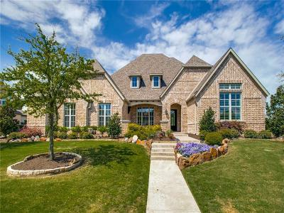 McKinney Single Family Home For Sale: 2700 Golden Meadow Court