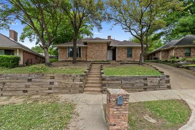 Irving Single Family Home For Sale: 924 Cross Bend