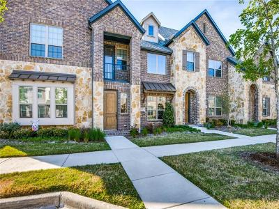 Carrollton Townhouse For Sale: 4687 Dozier Road #B
