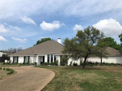 Wylie TX Single Family Home Active Contingent: $399,000
