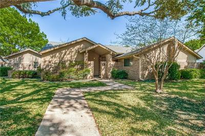 Richardson Single Family Home Active Contingent: 2602 Sherrill Park Drive