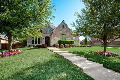 Keller Single Family Home For Sale: 1516 Silverleaf Drive