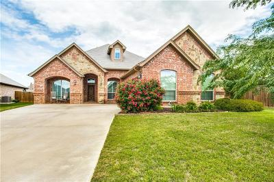 Burleson Single Family Home For Sale: 529 Sky View Court