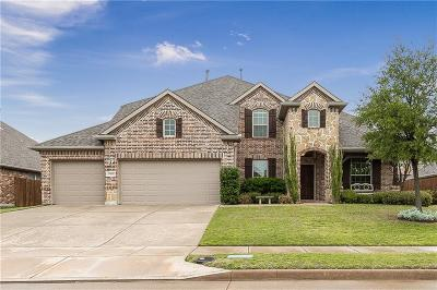 Collin County Single Family Home For Sale: 9868 Crown Ridge Drive