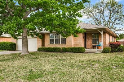 Single Family Home For Sale: 10139 McCree Road