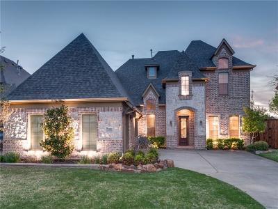 Frisco Single Family Home For Sale: 11565 La Cantera Trail