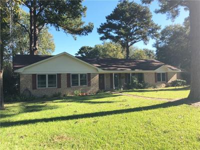Flint Single Family Home For Sale: 22095 Big Oak Drive