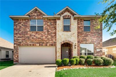 Forney Single Family Home For Sale: 3027 Granite Rock Trail