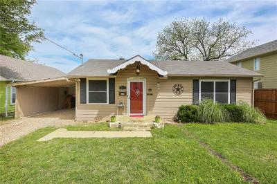 Grapevine Single Family Home For Sale: 521 E Estill Street
