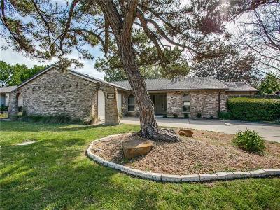 Dallas Single Family Home For Sale: 15541 Earlport Circle